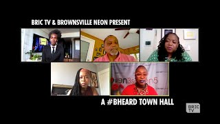 Voting In Brownsville: A BRIC TV & Brownsville NeON Town Hall | #BHeard Town Hall