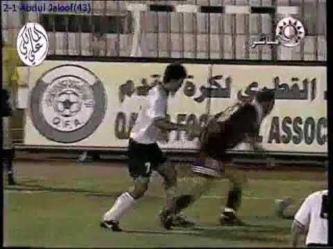QWC 2002 Qatar vs. Palestine 2-1 (23.03.2001)