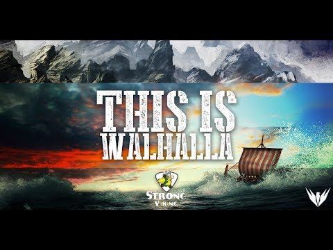 by RAVEN ft  Strong Viking - This Is Walhalla (Official Music Video)