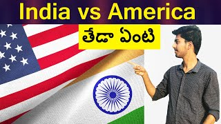 Big Differences Between India and USA