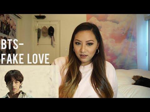 BTS - FAKE LOVE MV Reaction