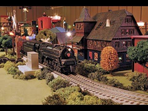 Modelling Railway Toy Train Track Plans -O Gauge Train Layouts – O Gauge Train Layouts