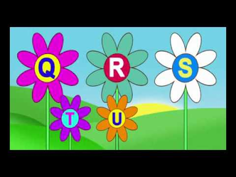 ABC Song - I Love My ABC's! - Alphabet Song