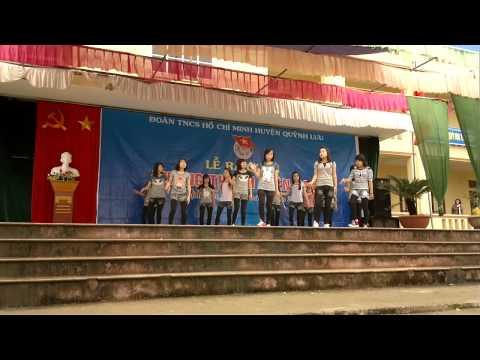 Đội nhảy erobic trường Quỳnh Lưu 4_HD.Công THPT Quỳnh Lưu 4 .mp4