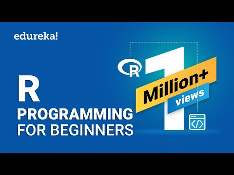 R Programming For Beginners | R Language Tutorial | R Tutori