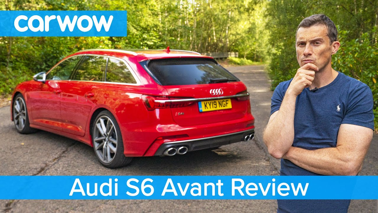 Audi S6 2020 review - see why I DON'T like it!
