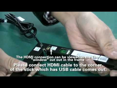 How to Assemble ZaagTech\'s Infrared Multitouch Touch Screen Frame ...