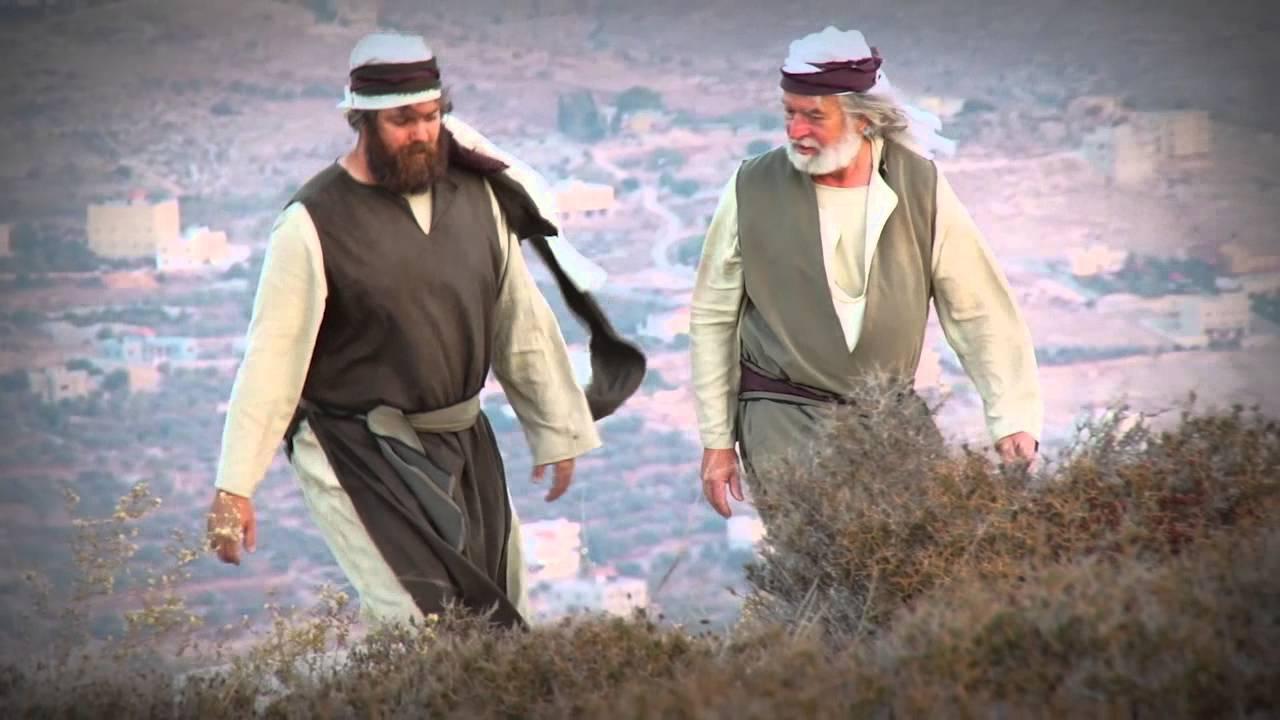 Joshua And Caleb Bible Story