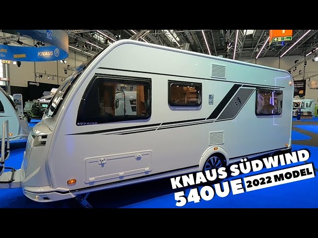 Knaus Südwind 540 UE 2022 model