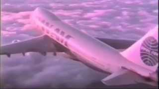 Up Up and Away by Fifth Dimension for The Late Pan-AM '70's CM.