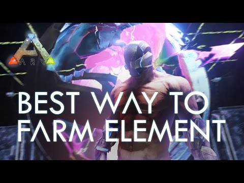Best way to farm Element / Tek Tier / All Bosses Hard PvP Official Server [PS4]