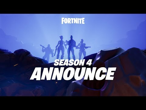 SEASON 4 | ANNOUNCE TRAILER