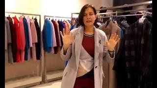 Совет эксперта Елена Штогрина и пальто по типу фигуры(Огромная благодарность Odessa Coat Fashion Store