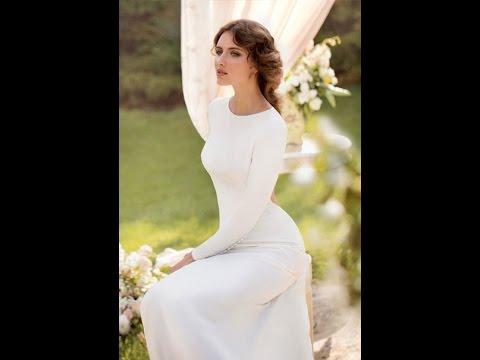 Свадебные Платья с Рукавами - фото - 2017 / Wedding Dresses with Sleeves