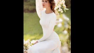 Свадебные Платья с Рукавами - фото - 2018 / Wedding Dresses with Sleeves