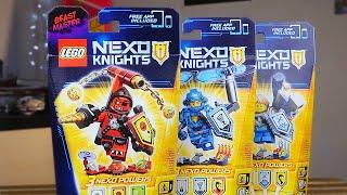 LEGO NEXO KNIGHTS - Набор на Обзор