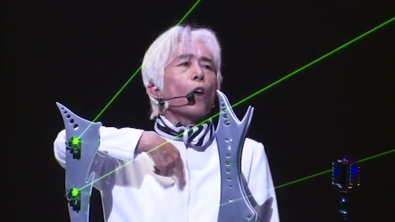 Susumu Hirasawa - TECHNIQUE OF RELIEF - Live Hybrid Phonon