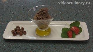 Шоколадный сливочный крем - Рецепт Бабушки Эммы