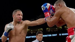 Kovalev vs. Ward - November 19 on HBO Pay-Per View
