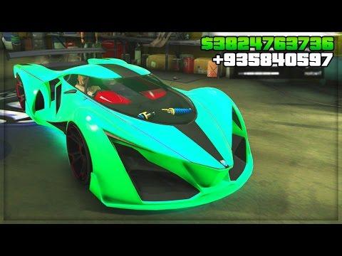 GTA 5 DLC UPDATE!! - NEW FASTEST CAR IN THE GAME (GTA 5 ONLINE DLC UPDATE)