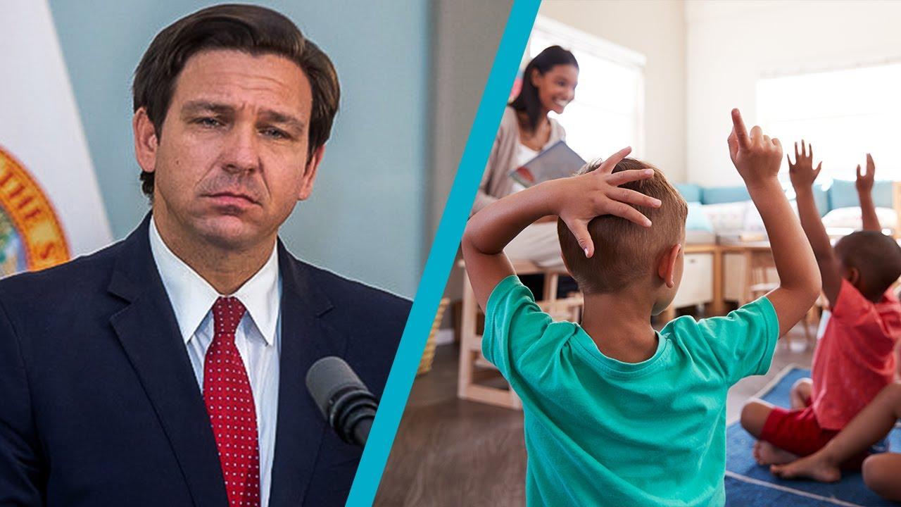 Florida Governor Slams Critical Race Theory