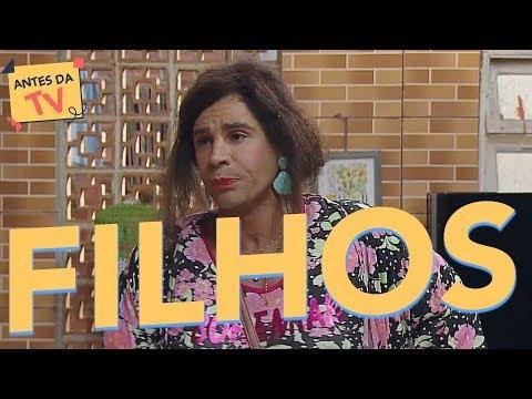 Filhos – Graça + Canário + Briti + Maico + Miliciano + Abigail – Tô de Graça – Humor Multishow
