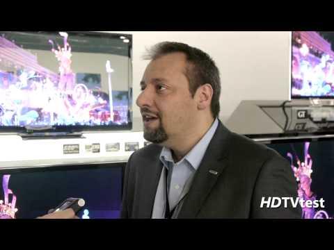 Panasonic UK Talks ZT60, VT60, GT60 & ST60 2013 Plasma Range