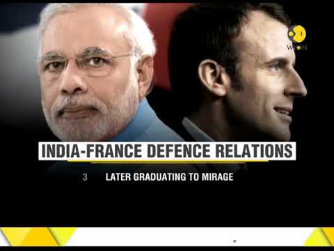 India France Military Ties: Prez Macron to push defence; he may propose more Rafale jets for IAF