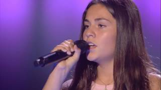 "Alexandra: ""When You Believe"" - Audiciones a Ciegas - La Voz Kids 2017"