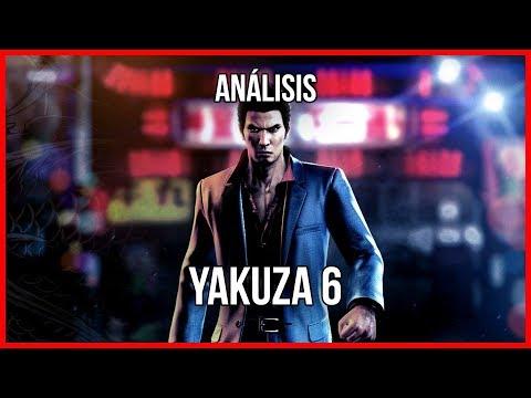 ANALISIS YAKUZA 6 The  of Life: FINAL ÉPICO de KAZUMA KIRYU: Ryu Ga Gotoku 6  Gameplay PS4