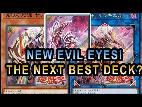 Next Best Deck? Evil Eyes Gameplay and Discussion on Yugioh Archetype EvilEyes