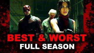 Daredevil Season 2 Episode 13 & Full Season Review aka Reaction