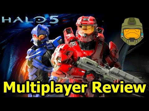 Halo 5 Multiplayer First Impressions and Review (Halo 5 Guardians Gameplay)
