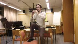 Moeck Rottenburgh soprano