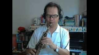 Alone (Kenny G)- 孤獨 保哥 高音薩克斯風演奏 Jasonbao Sax.mpg