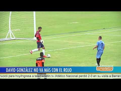 David González no va más con el Independiente Medellín - Telemedellín