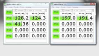 Hard disk performance Filled vs  Empty [wd10ezex drives]
