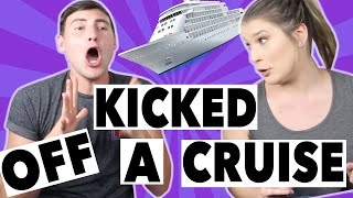 STORYTIME: I GOT KICKED OFF A CRUISE W/ ALX JAMES