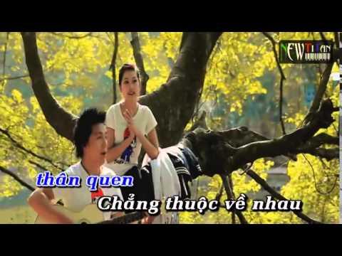 Mình Chia Tay Nhé   Minh Vương    NewTitan    Karaoke HD Online