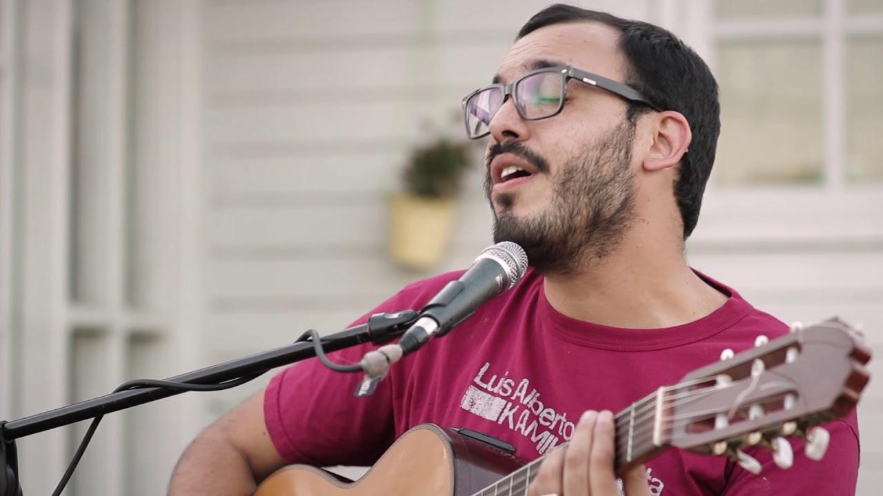 Lalo Aguilar en La Imperfecta - Andres, el pececito