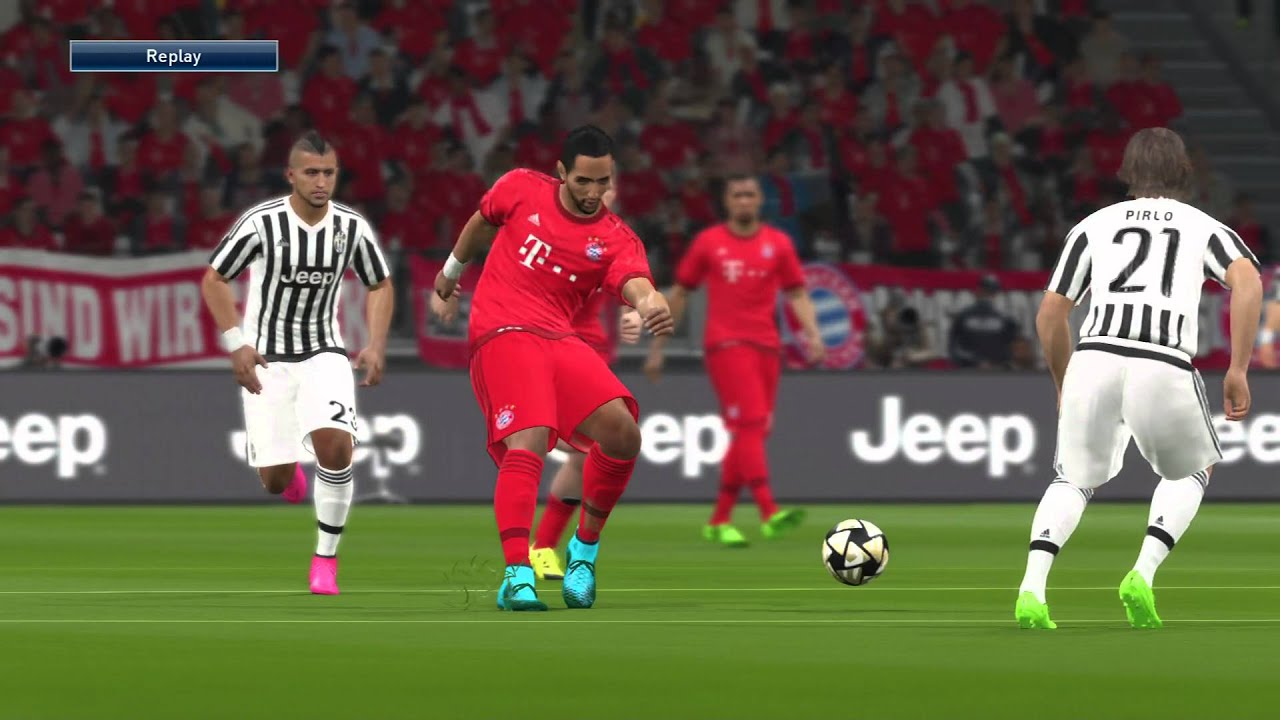 pro evolution soccer 2016 bayern munich vs juventus plan 2 5 3 xbox one hd youtube. Black Bedroom Furniture Sets. Home Design Ideas