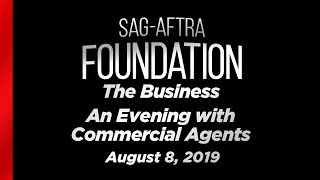 The Business: Commercial Agents Panel