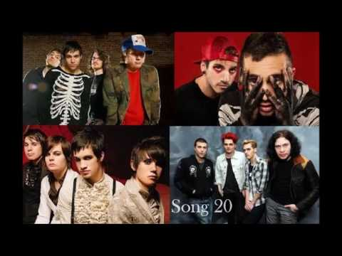Guess The Song - Emo Quartet (TØP, P!ATD, FOB, MCR) - YouTube