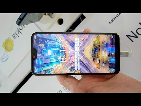 Nokia X6 First Look