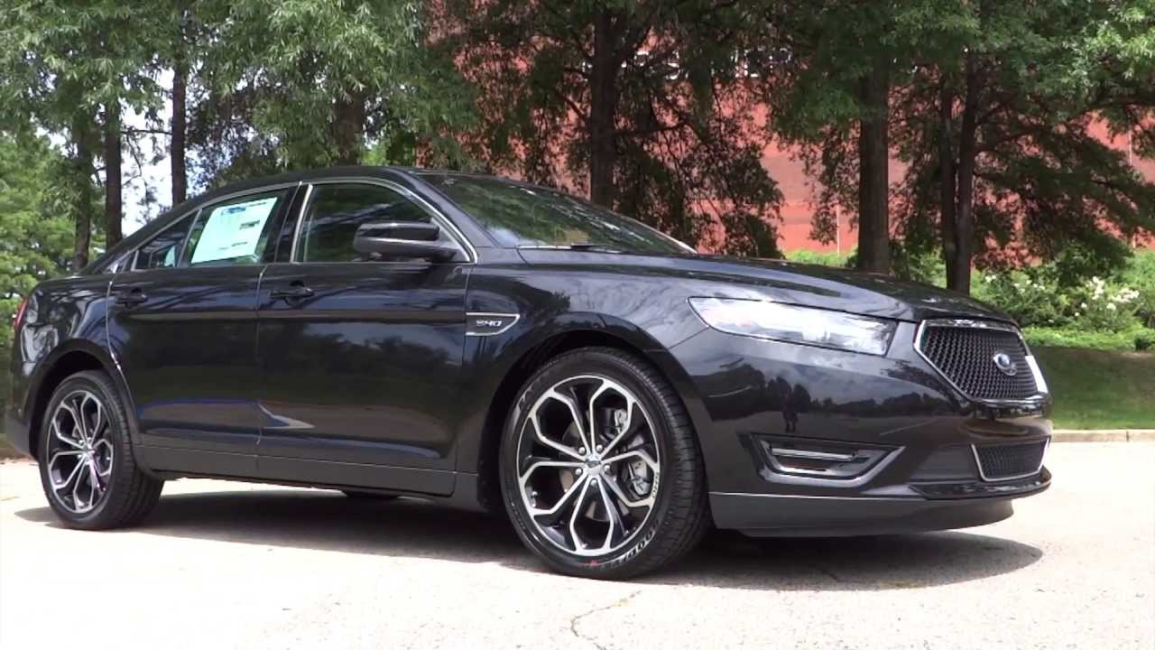 2014 ford taurus sho whats new review walkaround test drive youtube