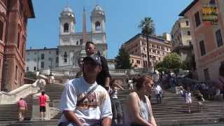 The Tour Of Rome In Full HD 1080p (part.one)