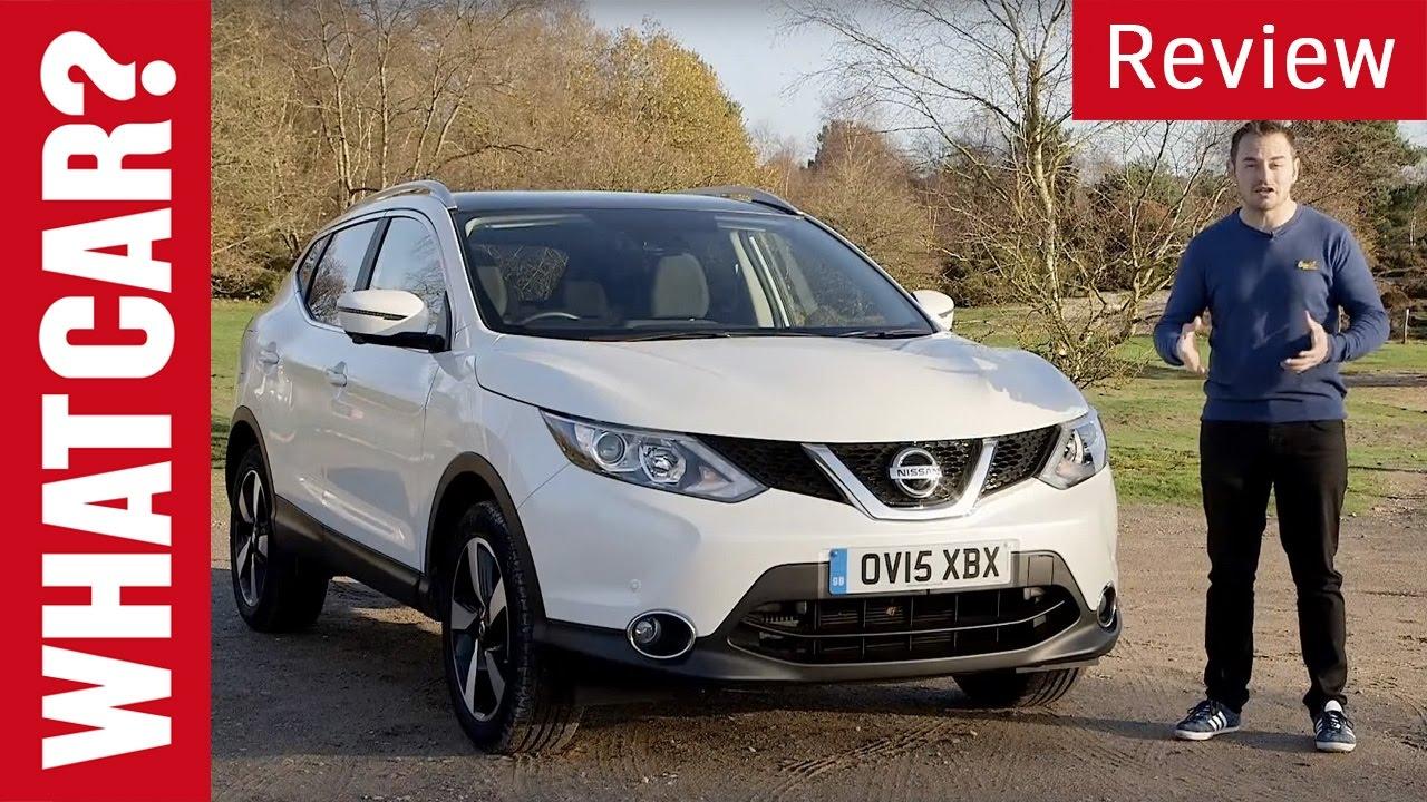 Nissan Qashqai Review What Car Youtube