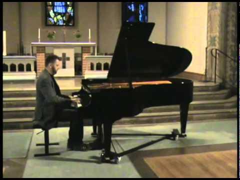 "Evert Taube Nocturne ""Sov på min arm"" - Olof Ahlqvist, piano"