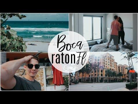 Road trip to Boca Raton Fl! Travel Vlog
