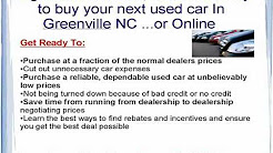 Get Warranty Info & More Used Cars Greenville NC,nc cheap c
